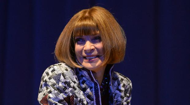 Anna Wintour's remarks drew criticism on social media
