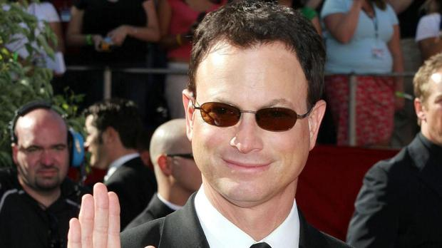Actor Gary Sinise stars in Criminal Minds: Beyond Borders