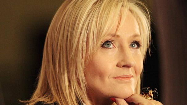 JK Rowling writes crime novels under a male pseudonym