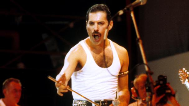 Scientists could not find evidence to support claims that Freddie Mercury had a range spanning four octaves
