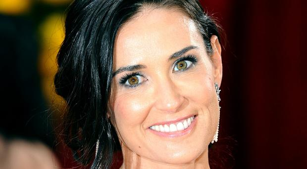 Demi Moore says she has never been a member of the AIP