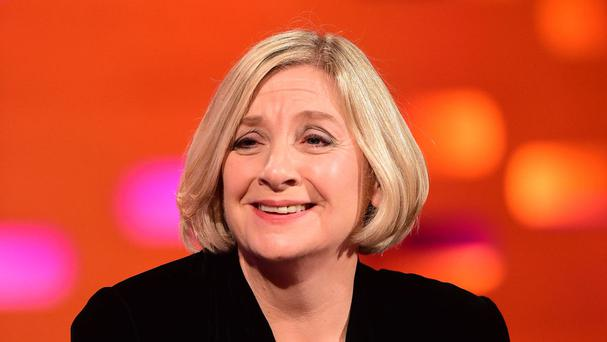 Comedian and actress Victoria Wood, who has died aged 62