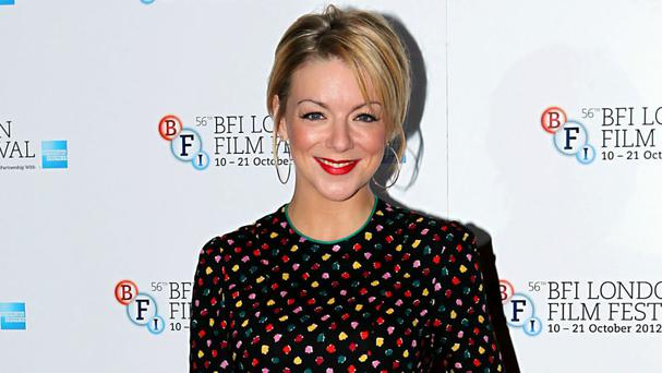 Sheridan Smith received a standing ovation