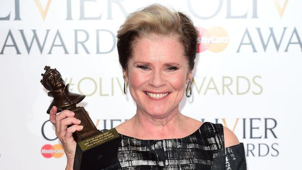 Staunton has won four Olivier Awards, as well as a Bafta for best actress in a leading role and the Venice Film Festival Volpi Cup for Best Actress
