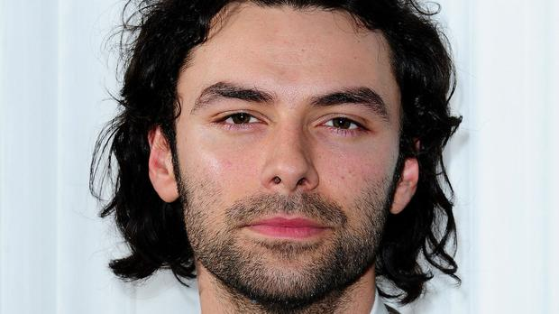 Aidan Turner also revealed his tough training regime to get in shape for the role