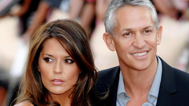 Gary Lineker divorced his second wife Danielle Bux in January