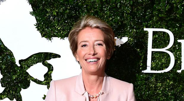 Emma Thompson and her sister Sophie will bake energy-themed cakes in a bespoke kitchen built by Greenpeace volunteers and powered by wood and solar panels
