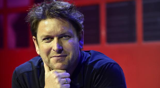 Chef James Martin presented Saturday Kitchen for a decade