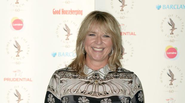 Fern Britton says ageing holds no fears for her