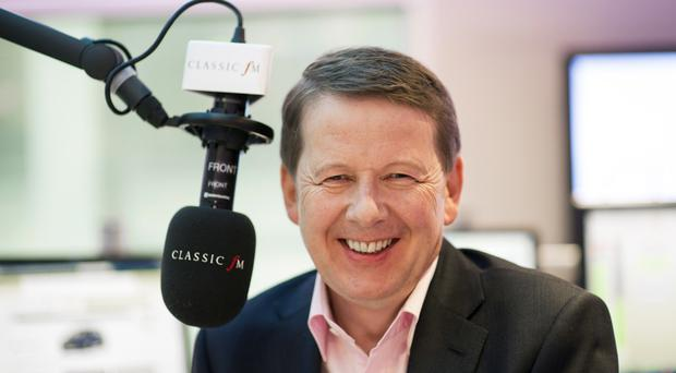 Bill Turnbull has also returned to the airwaves with shows on Classic FM