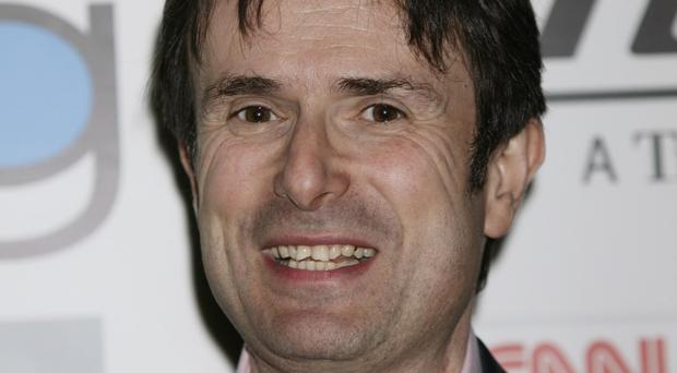 Robert Peston admitted he used to fancy the Space Oddity singer