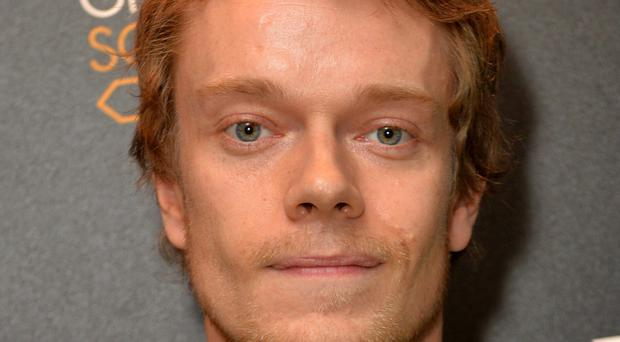 Alfie Allen will appear in The Spoils