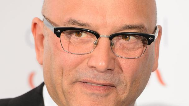 Gregg Wallace will be judging the Masterchef final