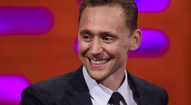 Tom Hiddleston starred in The Night Manager