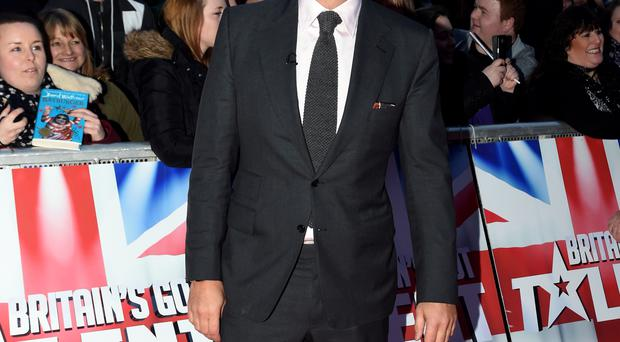 Ever-popular Britain's Got talent Judge David Walliams