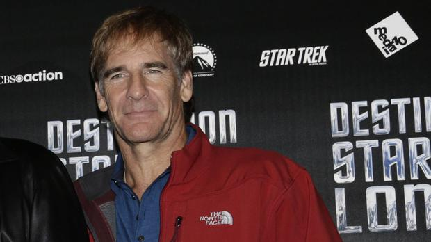 Scott Bakula now embraces his action man persona as Special Agent Dwayne Pride