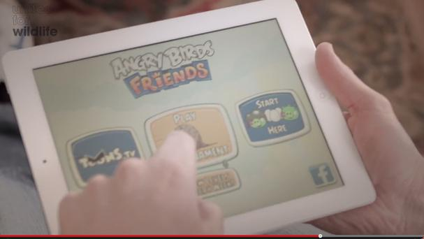 Fergal Reilly has turned the Angry Birds app into The Angry Birds Movie