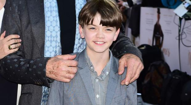 Milo Parker, who plays Gerald Durrell on TV, was named ambassador for the Durrell Wildlife Conservation Trust