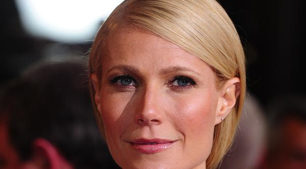 Gwyneth Paltrow's website suggests a range of sex toys