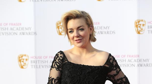 Sheridan Smith was criticised on Twitter after her appearance at the Bafta TV Awards