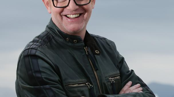 Top Gear presenter Chris Evans says he has 'aged a thousand years' in the past ten months