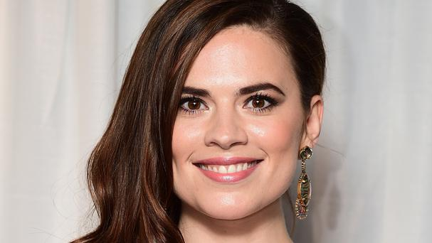 Agent Carter starred British actress Hayley Atwell