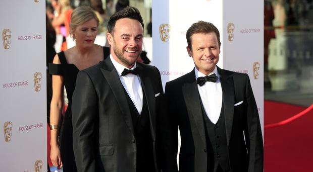 Ant and Dec will host the ITV show from the grounds of Windsor Castle in the presence of the Queen