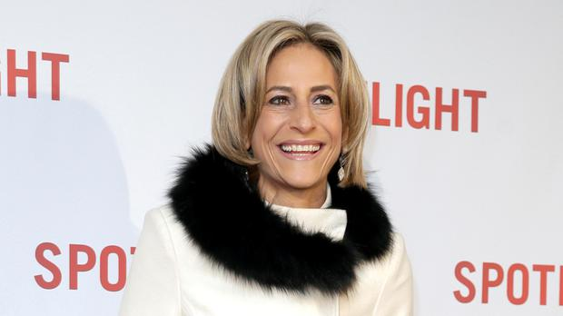 Emily Maitlis has spoken of her stalking ordeal
