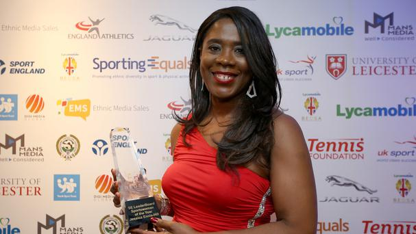 Tessa Sanderson is a six-time Olympian and a three-time Commonwealth gold medallist