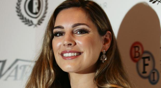 Kelly Brook said she will be sharing her own life experiences and anecdotes on the show