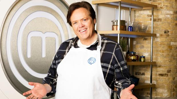 Jimmy Osmond is among the stars set to turn up the heat on Celebrity MasterChef (BBC/PA)