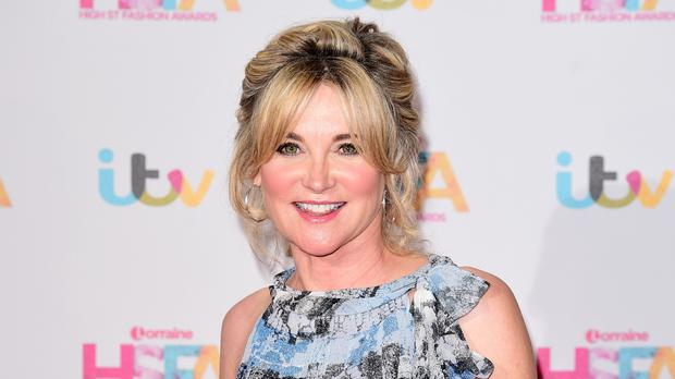 Anthea Turner is dating again after her divorce from Grant Bovey last year.