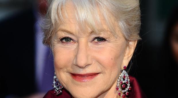 Dame Helen Mirren will narrate Beatrix Potter stories