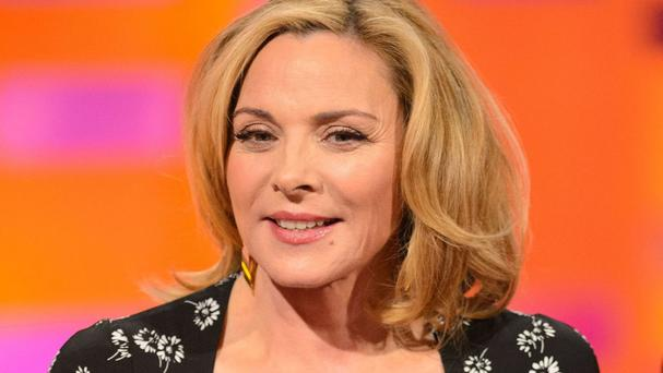 Sex In The City star Kim Cattrall will appear at an Edinburgh International Film Festival event