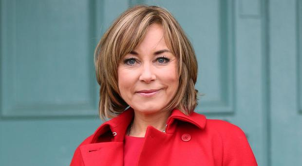 Sian Williams said she was diagnosed with breast cancer the week after her 50th birthday