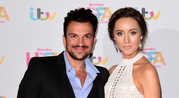 Peter Andre and Emily MacDonagh married in July last year after three years together