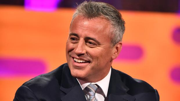 Matt LeBlanc on the Graham Norton Show