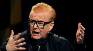 Chris Evans recalled two scary moments while filming Top Gear, in Cuba and South Africa