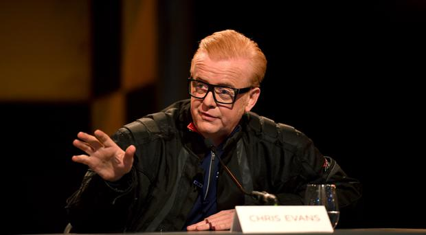 Chris Evans had light-hearted dig at Jeremy Clarkson as revamped Top Gear launched