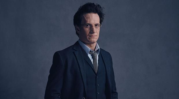 Jamie Parker will play Harry Potter in the stage play