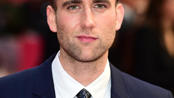 Matthew Lewis says he does not like watching the Harry Potter films he was in