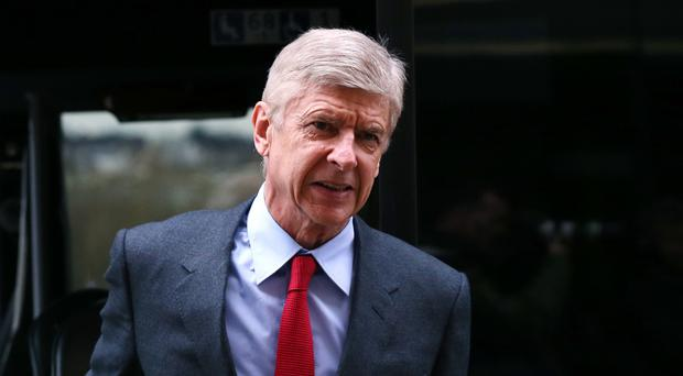 Arsene Wenger is among the stars urging Britain to