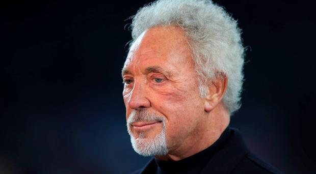 Grief: Sir Tom Jones