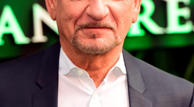 Movie plaudits: Sir Ben Kingsley