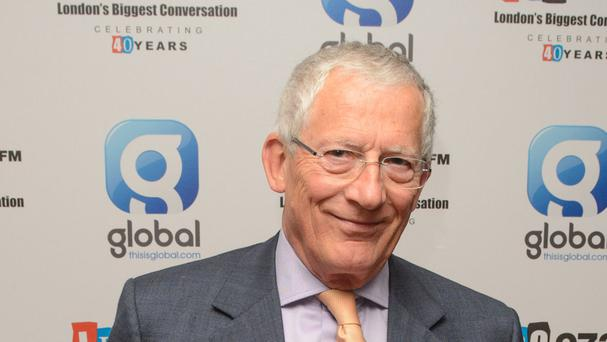 Nick Hewer was criticised by Ofcom
