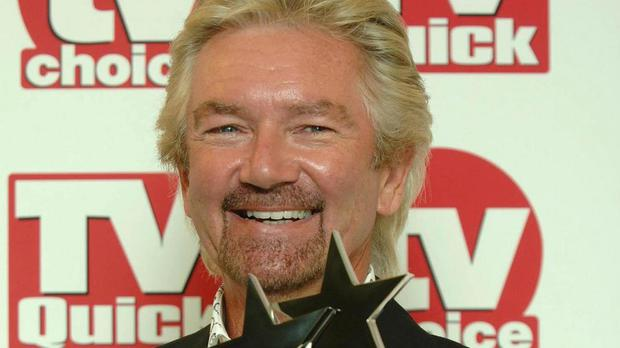 TV presenter Noel Edmonds