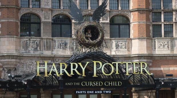 Harry Potter And The Cursed Child opens at the Palace Theatre in London on July 30