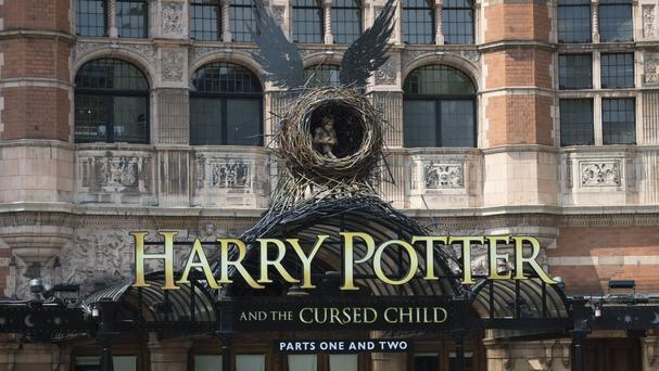 A live owl escaped into the audience at a preview of Harry Potter And The Cursed Child