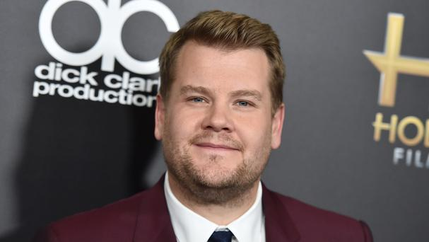 Former Tony Award winner James Corden will host this year's event (AP)