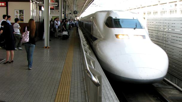 Joanna Lumley will take a ride on a bullet train